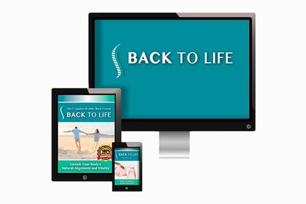 Back to Life Neck and Shoulder Pain Reviews