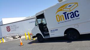 OnTrac Corporate Volunteerism and Donations