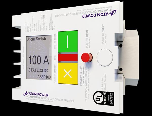 Atom Power's Digital Circuit Breaker