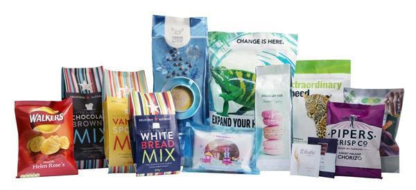 HP Indigo 20000 flexible packaging