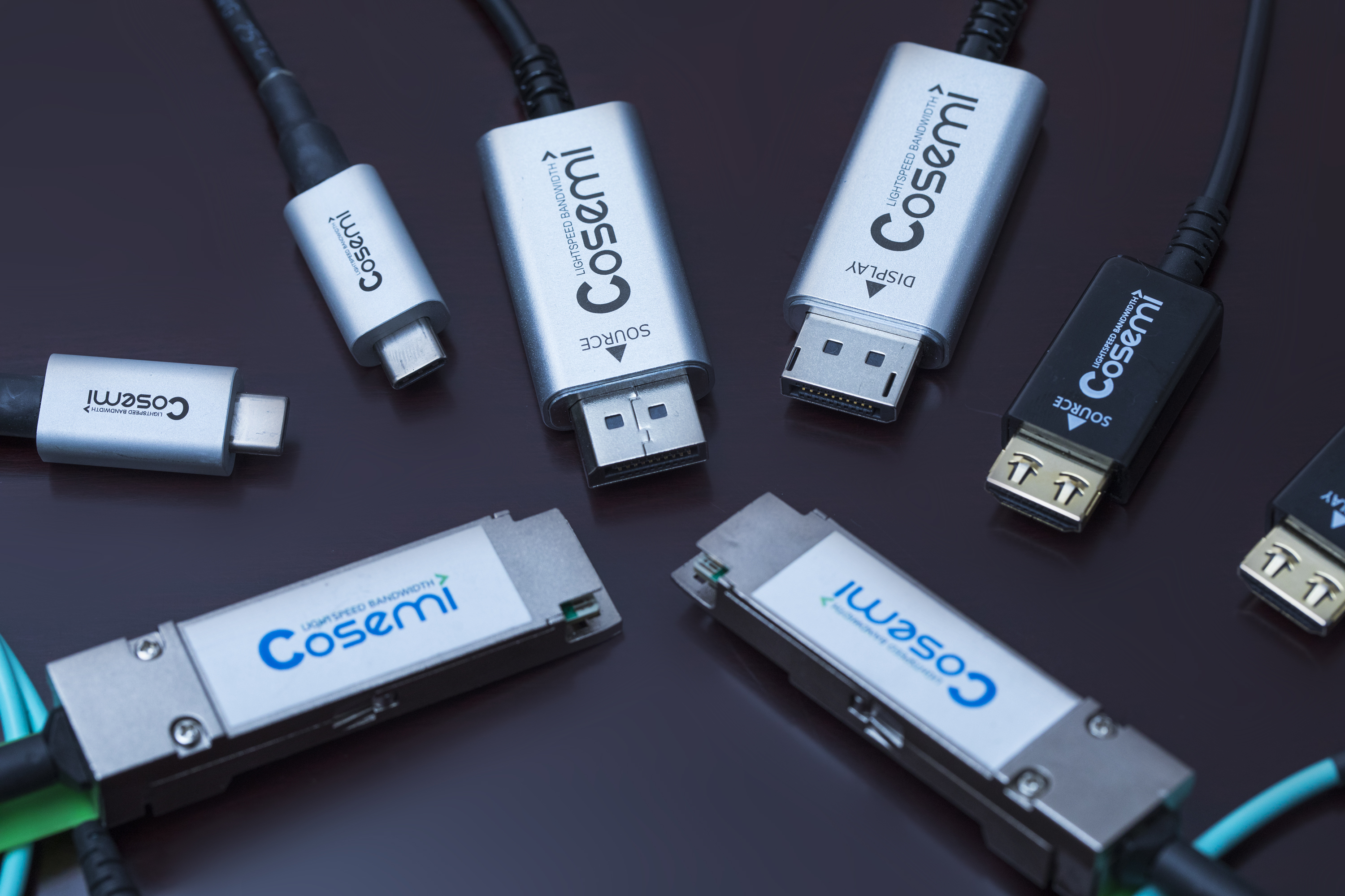 Cosemi Active Optical Cables