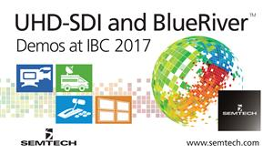 Semtech and IBC 2017