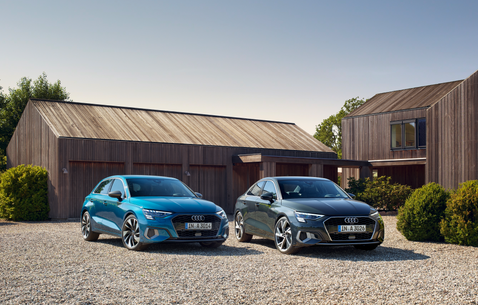 Three Nexen Tire OE tires approved for new Audi A3 family