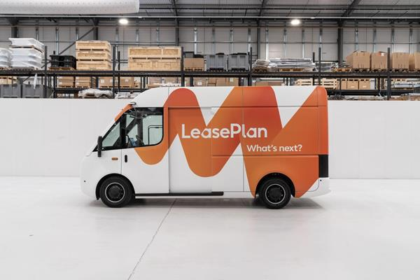 Leaseplan And Arrival Sign Partnership To Bring