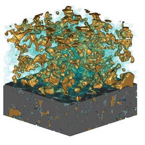 Exa DigitalROCK™ Simulation