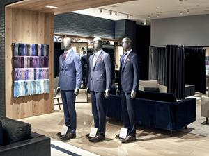 INDOCHINO is opening a showroom where customers design their clothing in Nashville, Tennessee