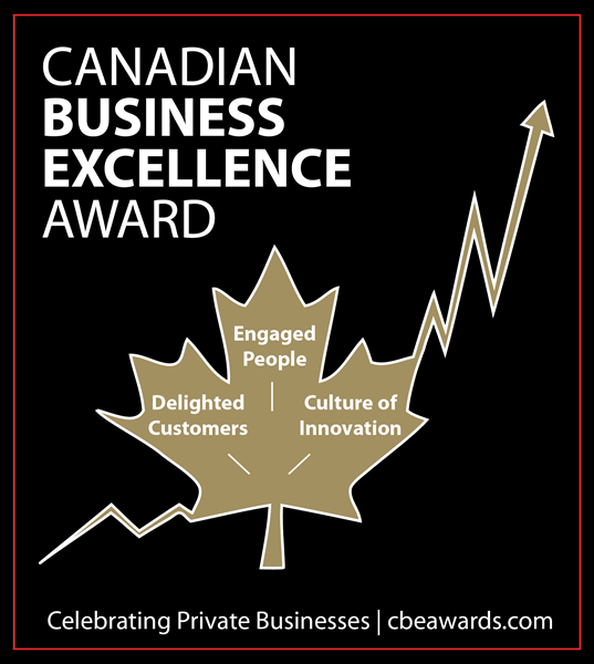 Canadian Business Excellence Awards for Private Businesses