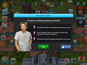 Foodgod (Jonathan Cheban) and Atari® Partner for Tasty