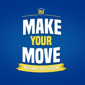 LGI Homes Announces 'Make Your Move' National Sales Event