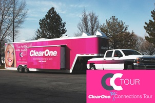 ClearOne's 2021 Re-Connections Tour