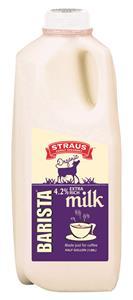 Organic Extra Rich Barista® Milk
