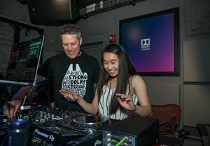 Dolby Laboratories Showcases the Intersection of Art and Science for High School Students in San Francisco