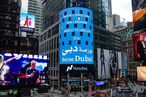 Nasdaq congratulates Borse Dubai