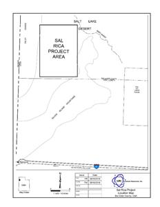 Sal Rica Project Area