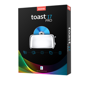 New Roxio Toast 17