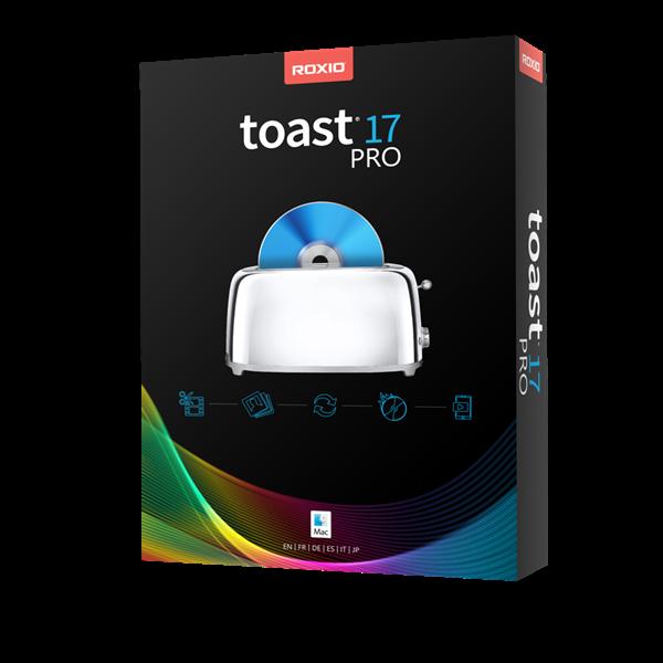 Toast 17 Pro Boxshot