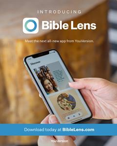 Creators of the YouVersion Bible App celebrate launch of new app
