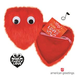 Fill your Heart with Song this Valentines Day with New Warm Fuzzy