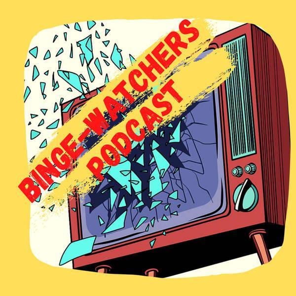 Binge-Watchers Podcast cover