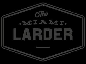 The Miami Larder Logo