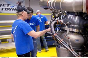 Aerojet Rocketdyne AR-22 Technicians