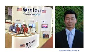Amlan International, a leader in the supply of innovative solutions to improve intestinal health and productivity for livestock