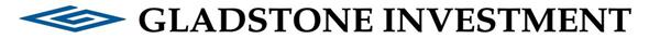 Gladstone Investment Corporation logo