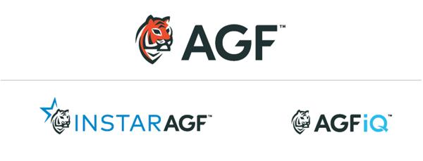 AGF logos