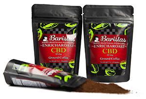 Baristas CBD Coffee