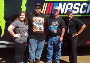 Responsibility Has Its Rewards Sweepstakes Winner at Talladega Superspeedway
