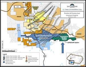 Figure 2: Area Map
