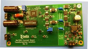 Helix Concept Board