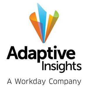 Forecasting Software - Adaptive Insights