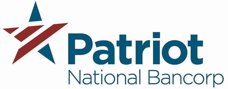 Patriot Bank logo