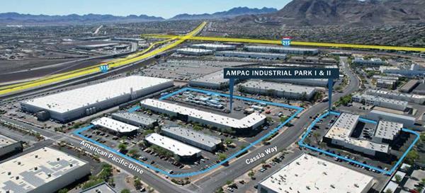 Ampac Industrial Park I & II in Las Vegas, Nevada