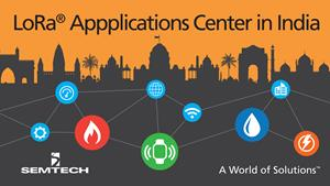 Semtech and Tata Communications to inaugurate 'Applications Center for LoRa Technology' in India