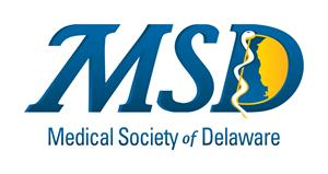 Medical Society of Delaware logo