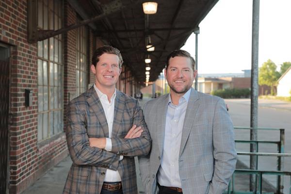 Jeffrey Pate, Principal, and Brian Attaway, Principal