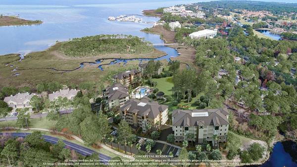 Osprey Pointe at Sandestin Golf and Beach Resort, a 77-unit condominium complex offering luxurious 2, 3 and 4-bedroom vacation rental properties with stunning views of nature preserve and Choctawhatchee Bay, is slated for completion Spring 2020.