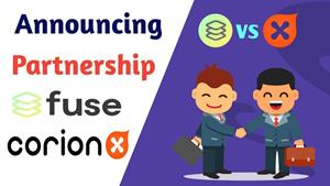 Corion Foundation is pleased to announce a new partnership with Fuse