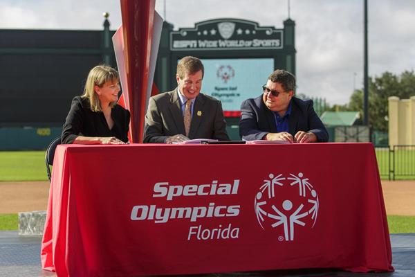 Orlando, Florida Officially Named Host City For The 2022 Special Olympics USA Games