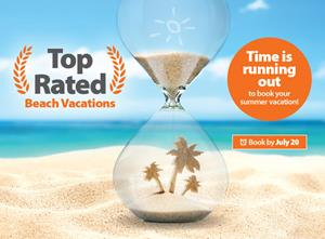 Sunwing Encourages Canadians To Book Their Beach Vacation Now Before Time Runs Out