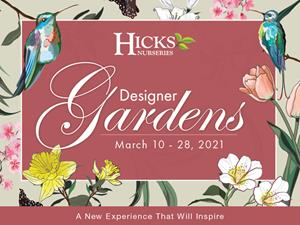 Hicks Designer Gardens logo
