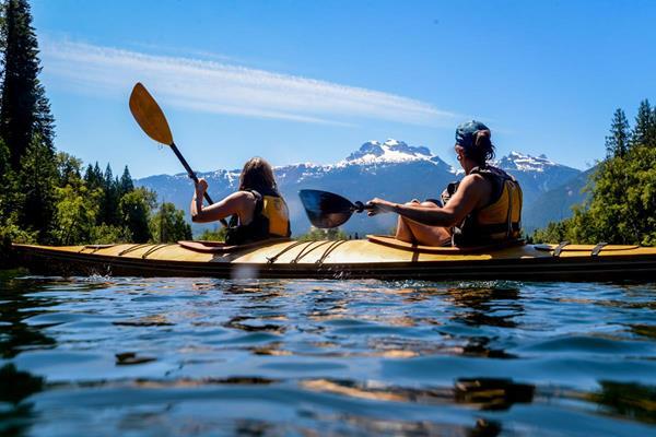 Leavetown Kayaking Expedition