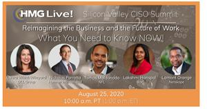HMG Strategy's 2020 HMG Live! Silicon Valley CISO Executive Leadership Summit