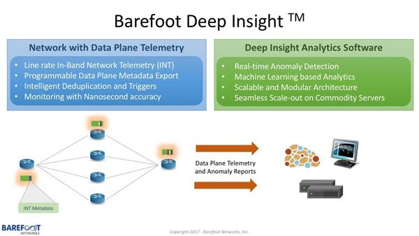 Barefoot Deep Insight - End to End System View
