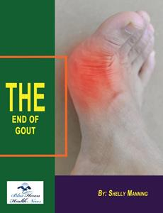Shelly Manning The End Of Gout Book