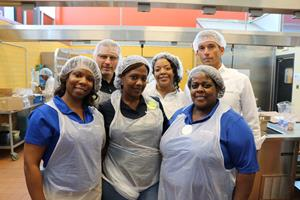 Smithfield Foods Employees Rally Together to Support Feeding