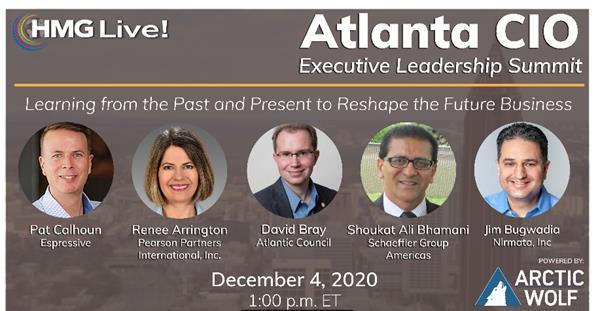 2020 HMG Live! Atlanta CIO Executive Leadership Summit