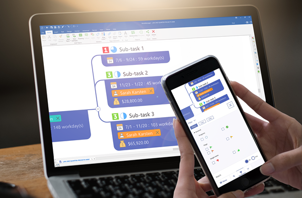 MindManager Go Mobile Viewer App